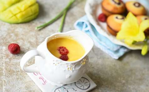 Coulis de Mangue recette facile