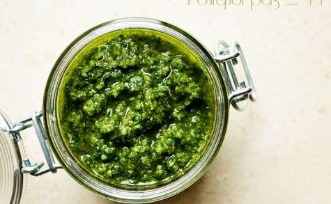 Pesto au basilic (à la Genovese)