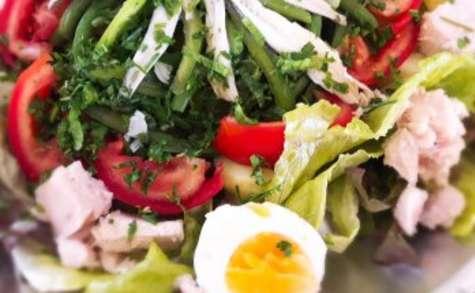 Ma salade niçoise