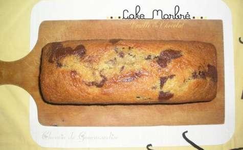 Cake marbré 2° version