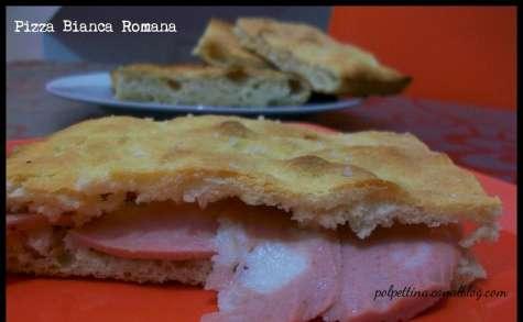 Pizza Blanche romaine