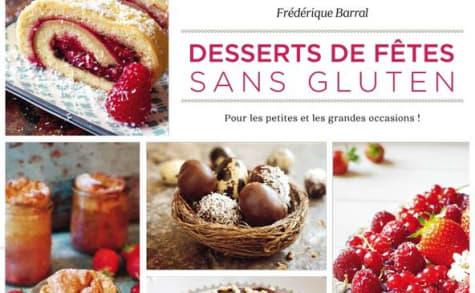 Desserts de fêtes sans gluten