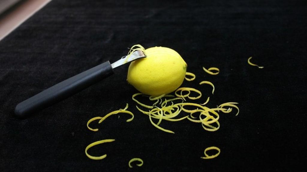 Zeste de citron