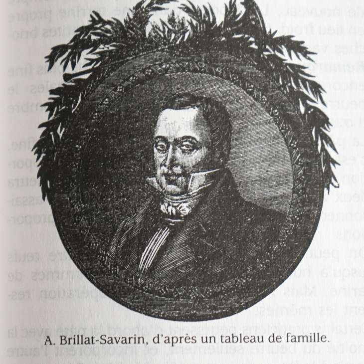 Jean anthelme brillat savarin