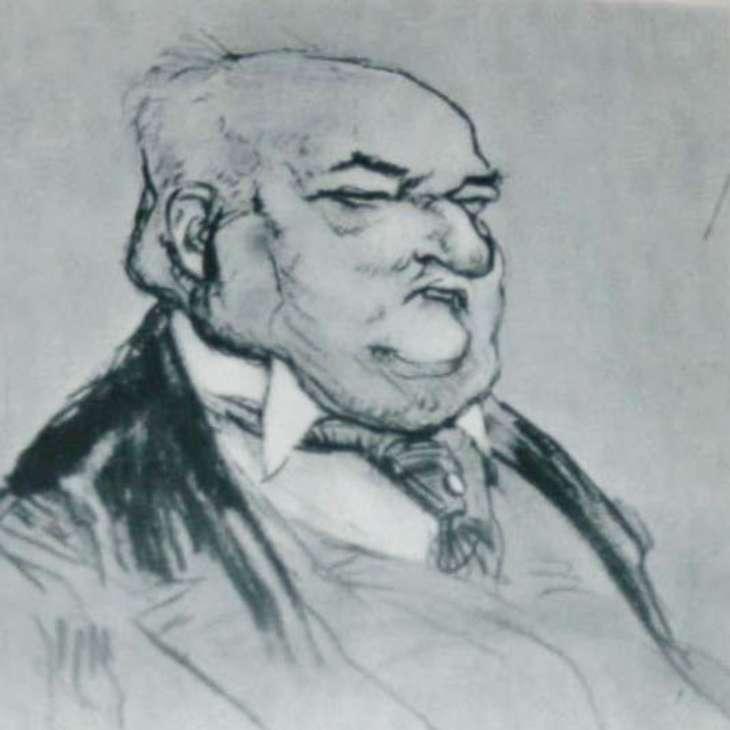 Maurice edmond saillant dit curnonsky