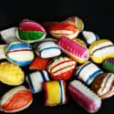 Assortiment de bonbons.