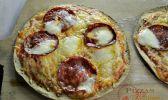 Pizzas en famille