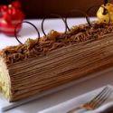 Bûche de noël et autres desserts pour les fêtes