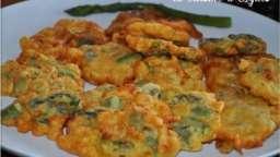 beignets aux asperges