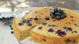 Molly cake à la myrtille