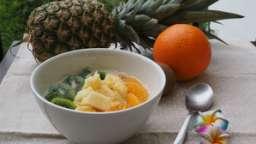 Porridge exotique