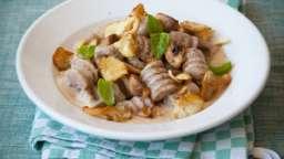 Gnocchis de marrons