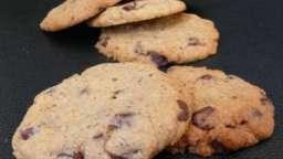 Cookies au Chocolat d'après Pierre Hermé