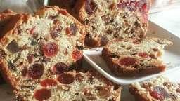 Le cake aux fruits confits de Pierre Hermé