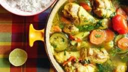 Colombo de poulet : le vrai goût des Antilles !