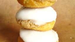 Choux à la noix de coco