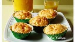 Muffins au saumon et surimi