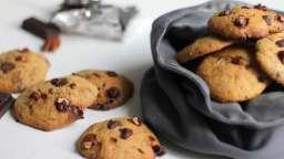 Cookies au chocolat et noix de pécan caramélisés