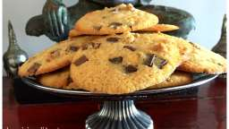 Cookies choco noix