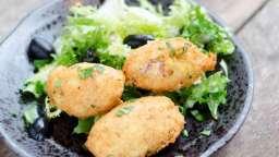 Pastéis de bacalhau - beignets de morue