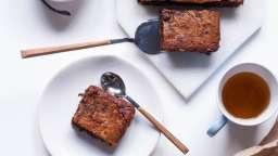 Brownie au chocolat et aux haricots noirs