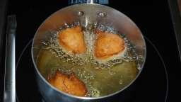 Beignets d'escargots façon asiatique - La pâte à beignet et la cuisson