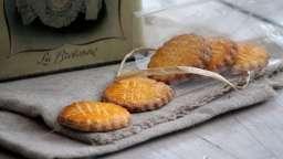 Galettes bretonnes à l'orange
