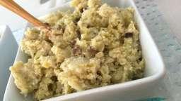 Tartinade aux artichauts à la truffe