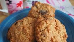 Cookies aux deux chocolat