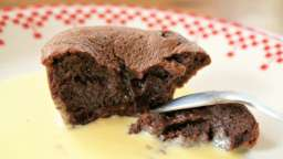 Fondants au chocolat inratables