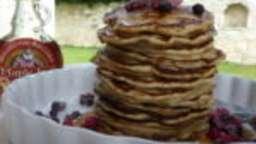 Pancakes américains maison