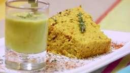 Pain alcalin de 7 légumes à basse température