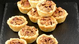 Bouchées aux noix de pécan