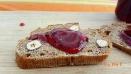 Gelée de raisins à l'extracteur de jus