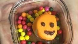 Les mousses au chocolat et aux marshmallow d'Halloween