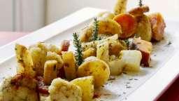 Estouffade alcaline à l'ail et aux épices