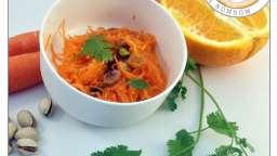 Salade de carottes àla marocaine