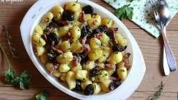 Pommes de terre délicatesse aux pruneaux