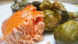 Filet de saumon d'inspiration asiatique
