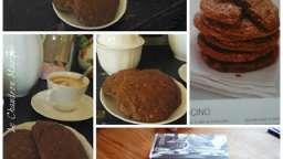 Les cookies cappuchino de Pierre Hermé.
