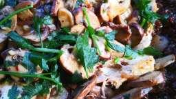 Quinoa au poulet et sauce chili jam
