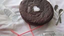 Moelleux au chocolat tout léger