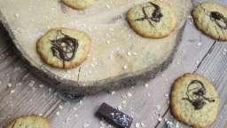 Quand les cookies se cachent dans les sablés