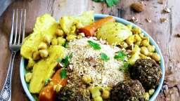 Boulettes pour couscous veggie