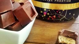 Bouchées au chocolat comme des Kinder Country