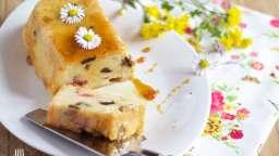 Gâteau de semoule sans oeuf