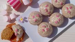 Petits gâteaux aux Chamallows