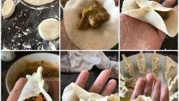 Les raviolis jiaozis aux oursins