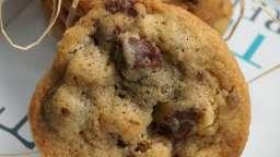 Cookies pécan & chocolat noir