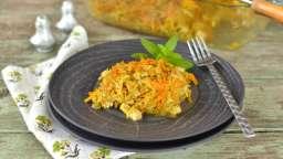 Légumes braisés au tofu
